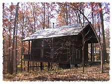Cabins Brown County State Park Indiana